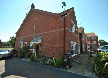 Thumbnail 1 bedroom town house for sale in Stonegate Mews, Warmsworth, Doncaster