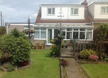 Thumbnail 4 bed bungalow for sale in Third Street, Watling Bungalows, Leadgate