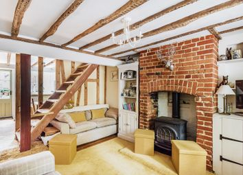 2 bed terraced house for sale in High Street, Brasted TN16
