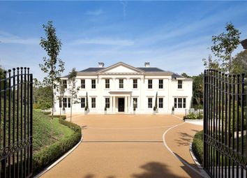 Thumbnail 5 bed detached house for sale in East Drive, Wentworth, Virginia Water, Surrey