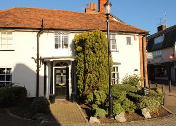Thumbnail 2 bedroom flat to rent in High Street, Wewlyn, Hertfordshire