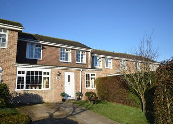 Thumbnail 3 bed end terrace house for sale in Samber Close, Lymington