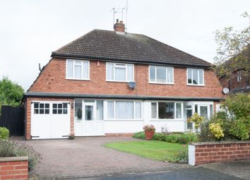 Thumbnail 3 bedroom semi-detached house for sale in Grove Vale Avenue, Great Barr, Birmingham