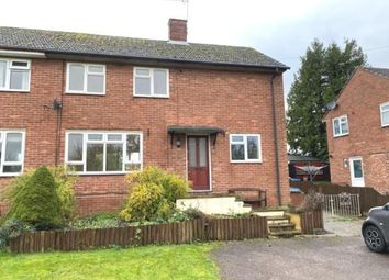 Thumbnail 3 bed semi-detached house for sale in Alpheton, Sudbury, Suffolk