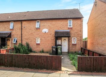 Thumbnail 4 bedroom end terrace house for sale in Riseholme, Orton Goldhay, Peterborough