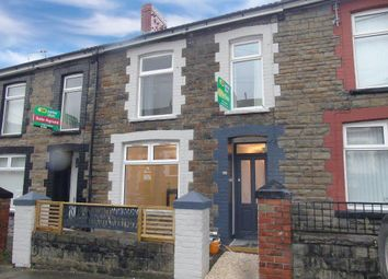 Thumbnail 3 bedroom terraced house to rent in Clarence Street, Mountain Ash