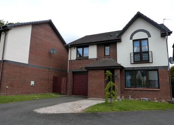 Thumbnail 4 bedroom detached house for sale in Doonfoot Gardens, West Mains, East Kilbride