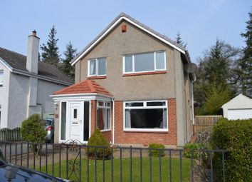 Thumbnail 4 bedroom detached house for sale in Mossbank Rd, Wishaw