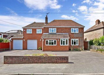 Thumbnail 5 bed detached house for sale in Swan Lane, Sellindge, Kent