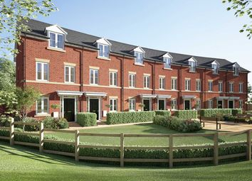 """Thumbnail 3 bed terraced house for sale in """"The Bentley Crescent"""" at Sparkmill Lane, Beverley"""