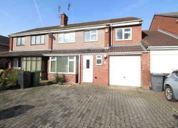 Thumbnail 4 bedroom semi-detached house to rent in Kirkstone Road, Bedworth