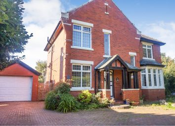 Thumbnail 4 bed detached house for sale in 26 Heyhouses Lane, Lytham St. Annes