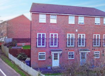 Thumbnail 3 bed end terrace house for sale in Pastorale Road, The Oakalls, Bromsgrove