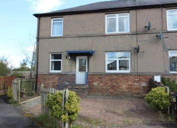 Thumbnail 2 bed flat for sale in The Avenue, Gorebridge