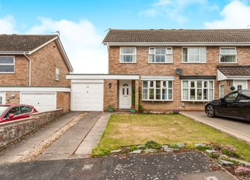 Thumbnail 3 bed semi-detached house for sale in Jasmine Close, Aylesbury