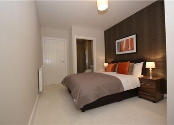 Thumbnail 2 bed flat for sale in Plot 92 Fir Court, Locking Parklands, Weston-Super-Mare