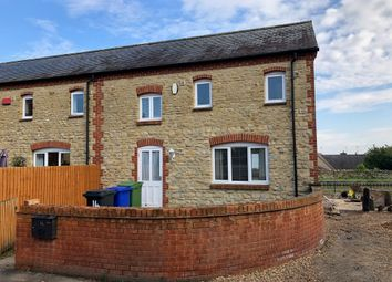 Thumbnail 2 bed semi-detached house to rent in The Stocks, Cosgrove