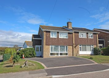 3 bed semi-detached house for sale in Maryland Gardens, Milford On Sea, Lymington, Hampshire SO41