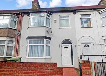 Thumbnail Terraced house for sale in Lonsdale Avenue, East Ham, London