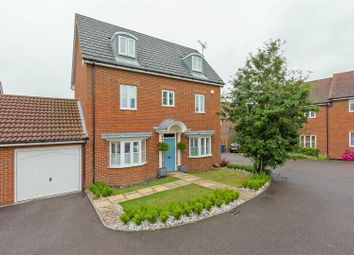 Thumbnail 4 bed detached house for sale in Honesty Close, Sittingbourne