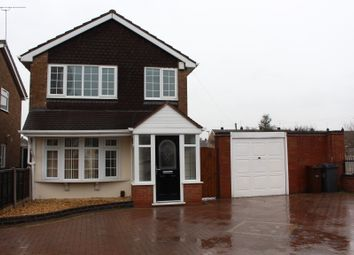 Thumbnail 3 bed detached house to rent in Trysal Road, Wolverhampton