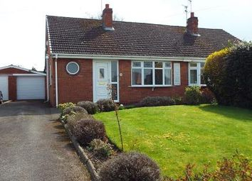 Thumbnail 2 bed bungalow for sale in Milton Drive, Wistaston, Crewe, Cheshire