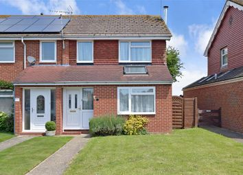 Thumbnail 3 Bed End Terrace House For Sale In Downview Close Yapton Arundel