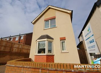 Thumbnail 2 bed detached house for sale in Grace Avenue, North Hykeham, Lincoln