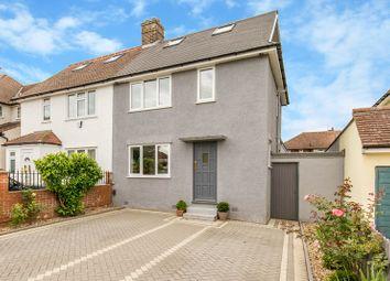 Thumbnail 3 bedroom property for sale in Parkway, New Addington, Croydon