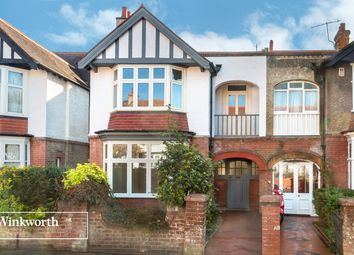 Thumbnail 5 bed semi-detached house for sale in Wilbury Crescent, Hove, East Sussex