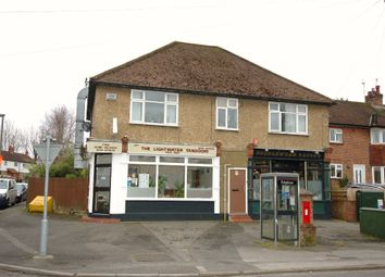 Thumbnail Commercial property for sale in Guildford Road, Lightwater