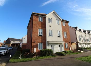 4 bed semi-detached house for sale in Top Fair Furlong, Redhouse Park, Milton Keynes, Buckinghamshire MK14