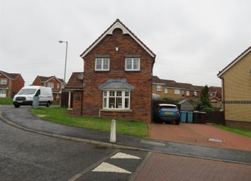 Thumbnail 3 bed detached house for sale in Lammermuir Way, Chapelhall, Airdrie