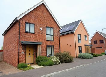 Thumbnail 4 bed detached house for sale in Otter Road, Cambridge
