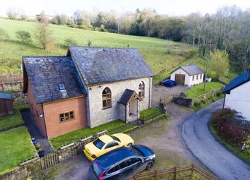 Thumbnail 3 bed detached house for sale in Selattyn, Oswestry