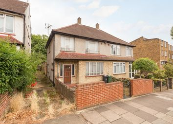 Thumbnail 3 bed semi-detached house for sale in Trinity Rise, London