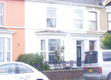 Thumbnail 4 bed terraced house to rent in Queen Victoria Road, Llanelli