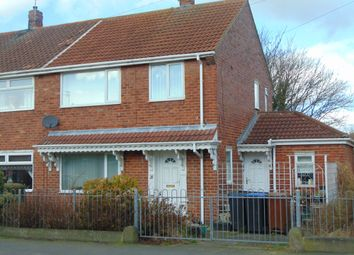 Thumbnail 3 bedroom semi-detached house for sale in Grasmere Grove, Crook