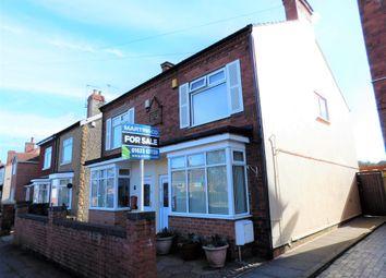 Thumbnail 3 bed semi-detached house for sale in Alfreton Road, Sutton-In-Ashfield