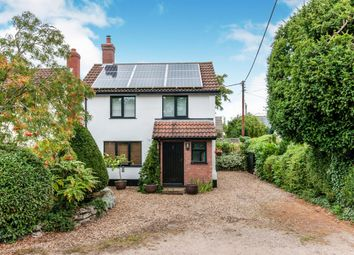 Thumbnail 3 bed property for sale in Blackmill Lane, Great Moulton, Norwich