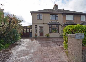 Thumbnail 5 bed semi-detached house for sale in Old Hall Road, Ulverston, Cumbria
