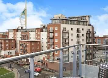 Thumbnail 2 bed flat for sale in Gunwharf Quays, Portsmouth, United Kingdom