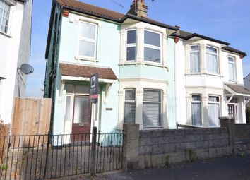 Thumbnail 1 bed maisonette for sale in Westborough Road, Westcliff-On-Sea, Essex