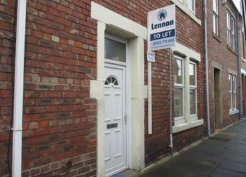 Thumbnail 2 bedroom flat to rent in Union Street, Blyth