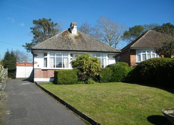 Thumbnail 2 bed bungalow for sale in Moorland Crescent, Upton, Poole