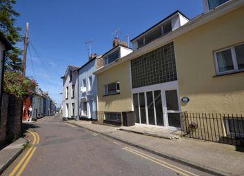 Thumbnail 2 bed flat for sale in Trevelyn Court, Church Street, Brixham, Devon