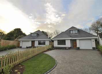 Thumbnail 4 bedroom chalet for sale in Firshill, Highcliffe, Christchurch