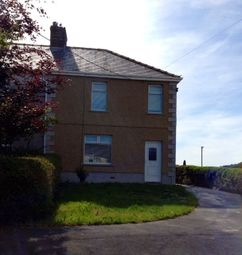 Thumbnail Semi-detached house to rent in Kew Gardens, Upper Tumble, Llanelli