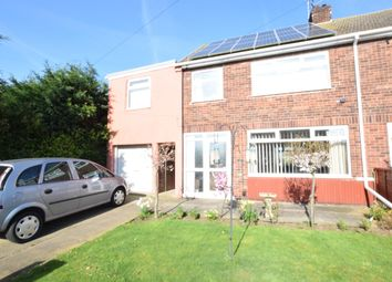 Thumbnail 4 bed semi-detached house for sale in Lovell Road, Bottesford, Scunthorpe