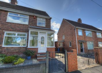 Thumbnail 3 bed semi-detached house for sale in Silverhill Drive, Fenham, Newcastle Upon Tyne